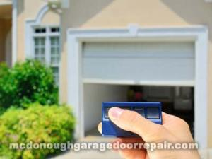 McDonough Garage Door Opener Installation